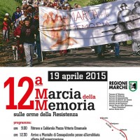 Marcia della Memoria 2015